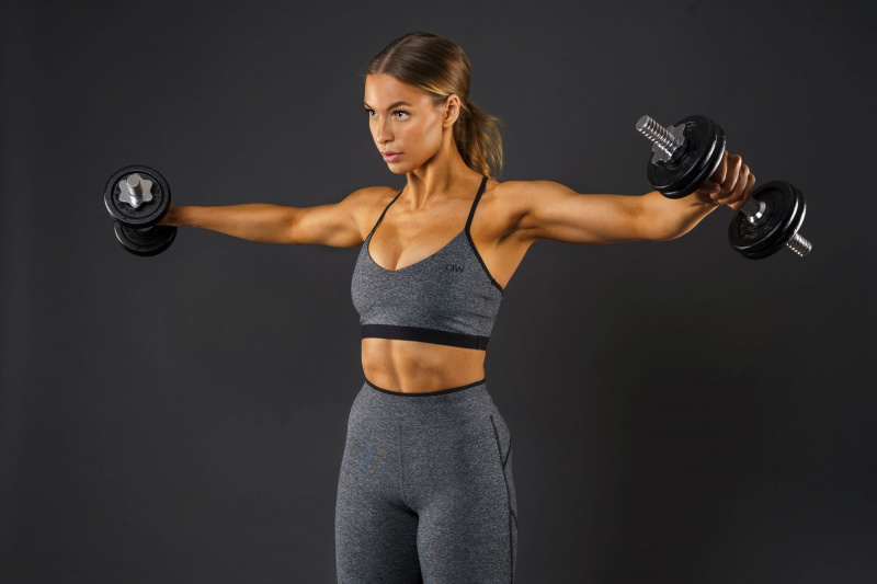 Two day split workout program - ICIW