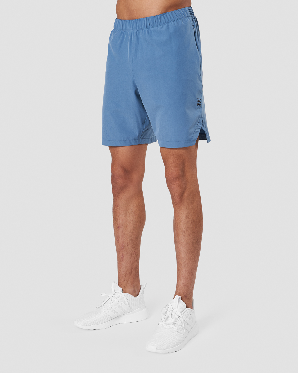 Carbon Shorts Steel Blue
