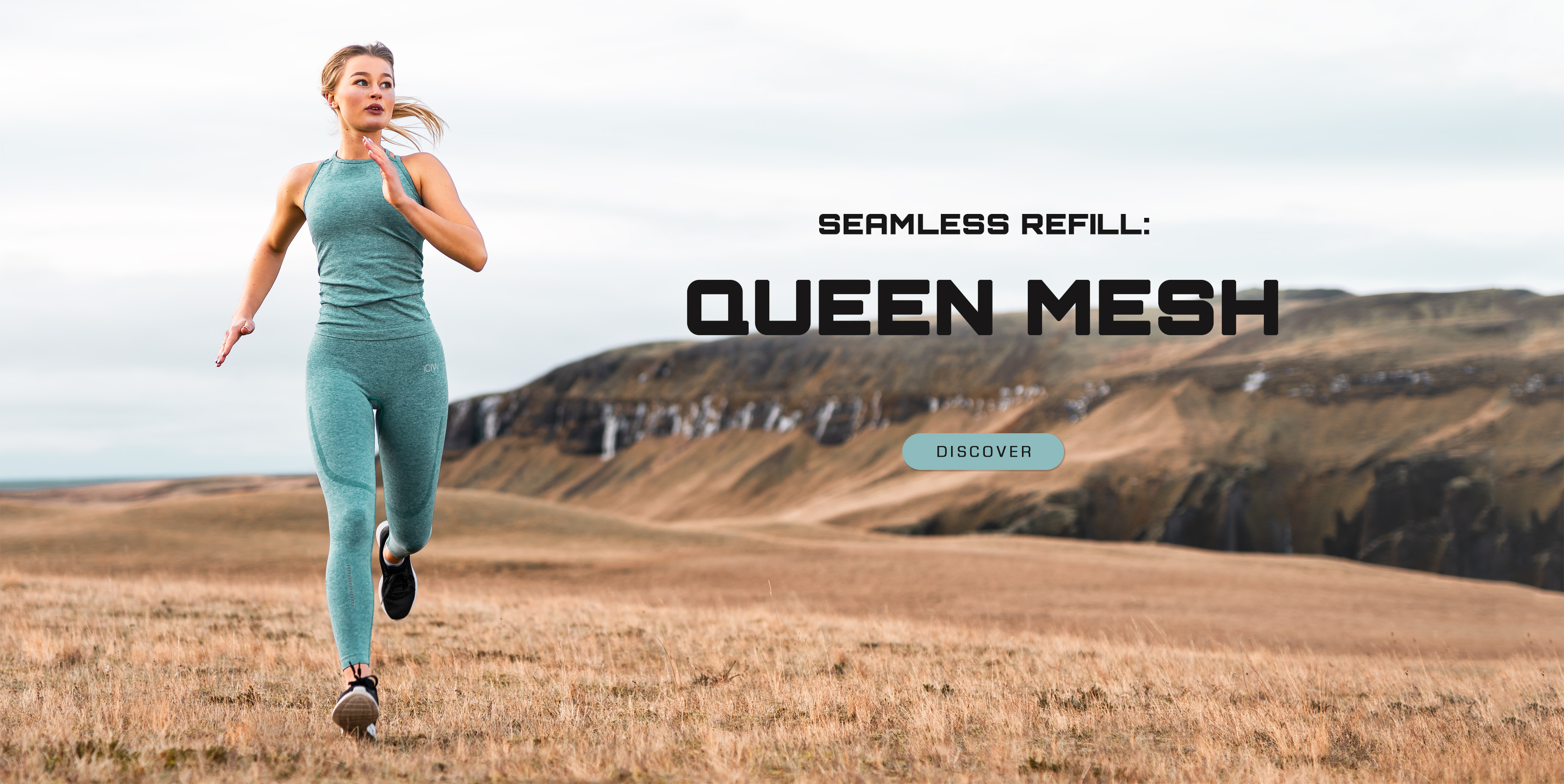 Queen Mesh Collection